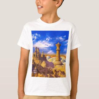 Schach-Schloss T-Shirt