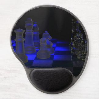 Schach-Set-Mausunterlage Gel Mousepad