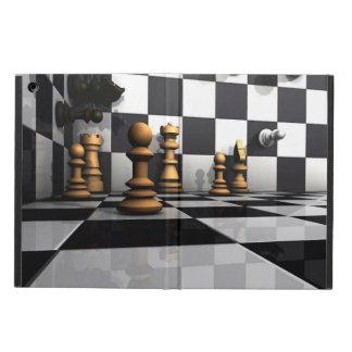 Schach-Spiel-König