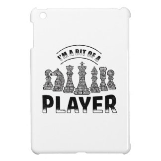 Schach-Spieler iPad Mini Hülle