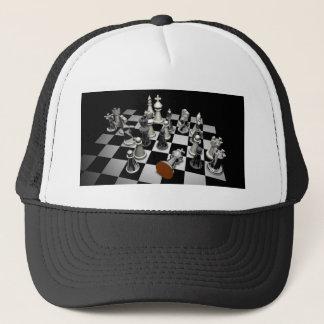 Schach Truckerkappe