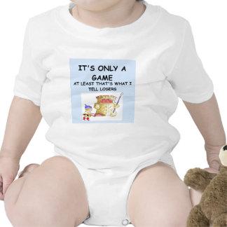 Schach Baby Strampelanzug