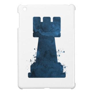 Schach-Turm-Kunst iPad Mini Hülle