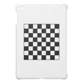 Schachbrett B&W die MUSEUM Zazzle Geschenke iPad Mini Cover