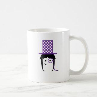 Schachbrett Kaffeetasse