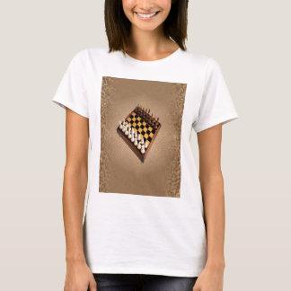 Schachbrett T-Shirt