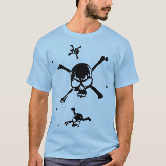Schädel 2 (TBA-Sieger!) T-Shirt