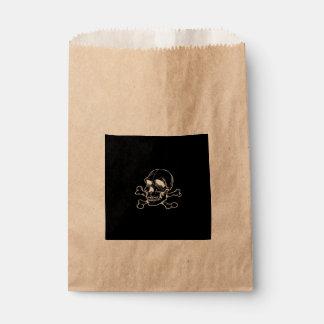 Schädel 816 (Halloween) Geschenktütchen