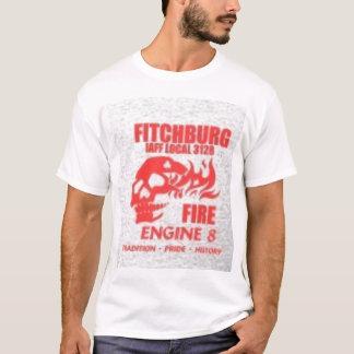 Schädel des Motor-8 T-Shirt