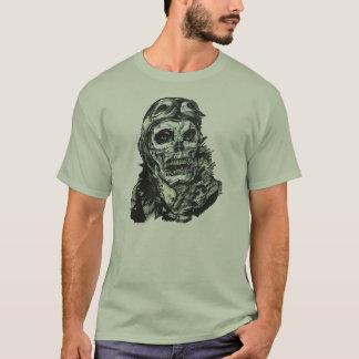 Schädel-Flieger T-Shirt