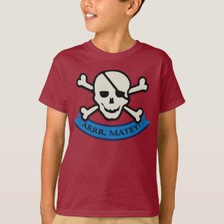 Schädel - grundlegender das Hanes Tagless der Hemden