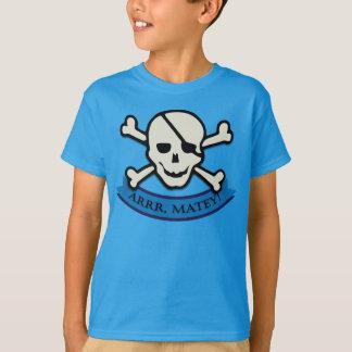 Schädel - grundlegender das Hanes Tagless der Shirts