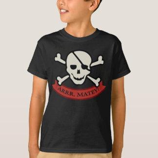 Schädel - grundlegender das Hanes Tagless der T Shirts