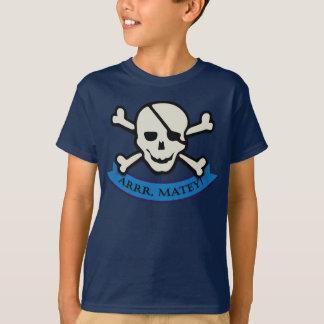 Schädel - grundlegender das Hanes Tagless der Tshirt