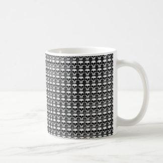 Schädel Kaffeetasse