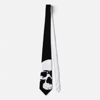 Schädel-Krawatte Krawatte