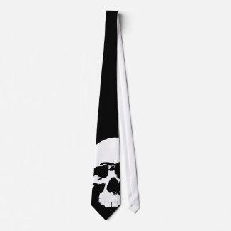 Schädel-Krawatte Personalisierte Krawatte