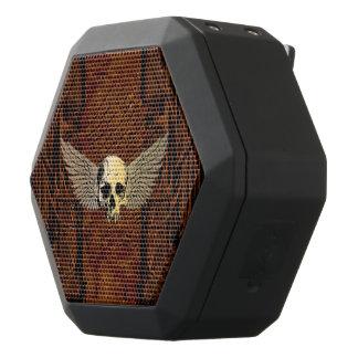 Schädel mit Flügeln Schwarze Bluetooth Lautsprecher