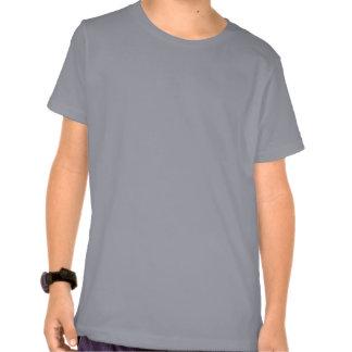 Schädel-Montage - Bronze T Shirt