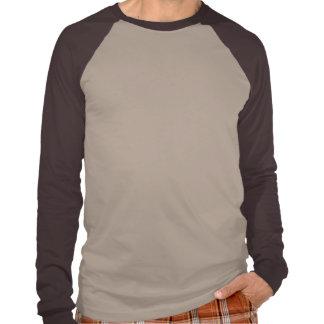 Schädel-Montage - Bronze Hemd