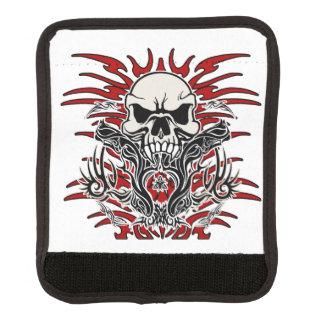 Schädel Stammes- Gepäckgriff Marker