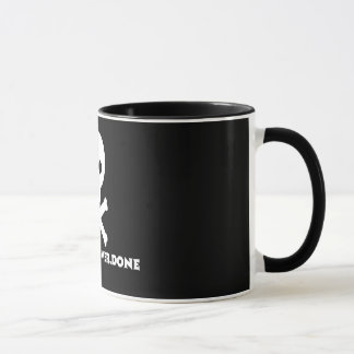 Schädel-Tasse Tasse