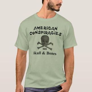 Schädel u. Knochen T-Shirt