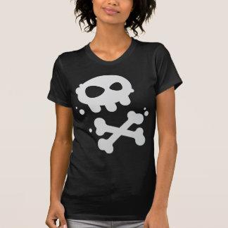 Schädel und Knochen T-Shirt