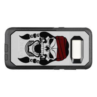Schädeltelefonkasten OtterBox Commuter Samsung Galaxy S8 Hülle
