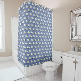 Schaf-Entwurf Duschvorhang