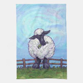 Schaf-Geschenke u. Zusätze Handtuch
