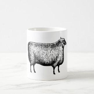 Schaf-Tasse Kaffeetasse