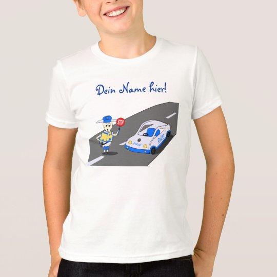 Schaf & Wolle - Verkehrskontrolle T-Shirt