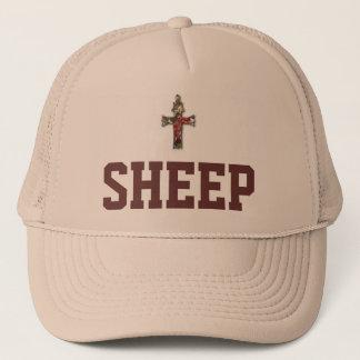 Schafe - Geburt Christis-Hut Truckerkappe