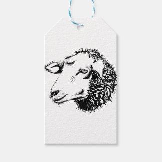 Schafe Geschenkanhänger