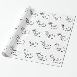 Schafe! Geschenkpapier