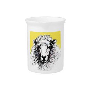 Schafe Krug