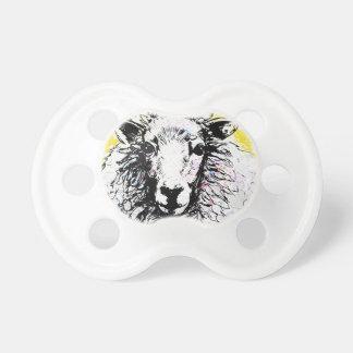 Schafe Schnuller