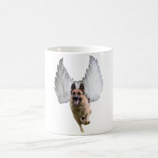 Schäfer Engel 11 uns Klassisk vit mugg Kaffeetasse
