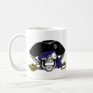 SCHÄFER-PIRATEN KAFFEETASSE