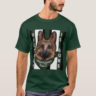 Schäferhund-Benachteiligter T-Shirt