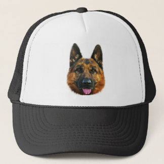 Schäferhund-elsässischer Hund K-9 Truckerkappe