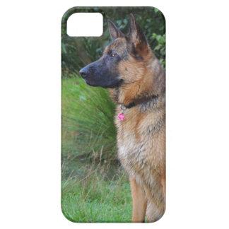 Schäferhund Etui Fürs iPhone 5