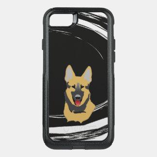 Schäferhund-Hund