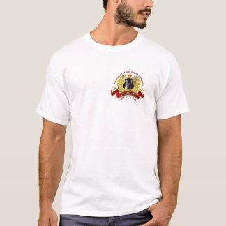 Schäferhund-Hundet-shirt T-Shirt
