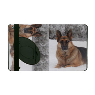 Schäferhund iPad Etui