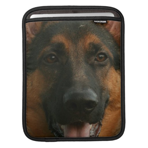 Schäferhund iPad Hülse iPad Sleeves