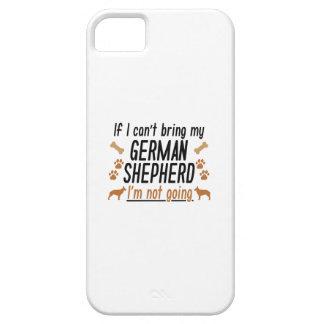 Schäferhund iPhone 5 Case
