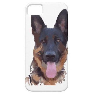 Schäferhund iPhone 5 Hülle