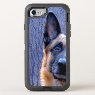 Schäferhund iPhone 7 Fall OtterBox Defender iPhone 8/7 Hülle